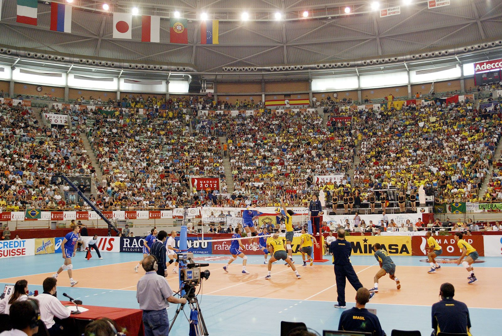 svjetska liga brazil srbija i crna gora 2003